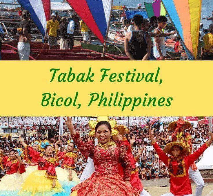 Tabak Festival  2017 – Fun and Games in Bicol
