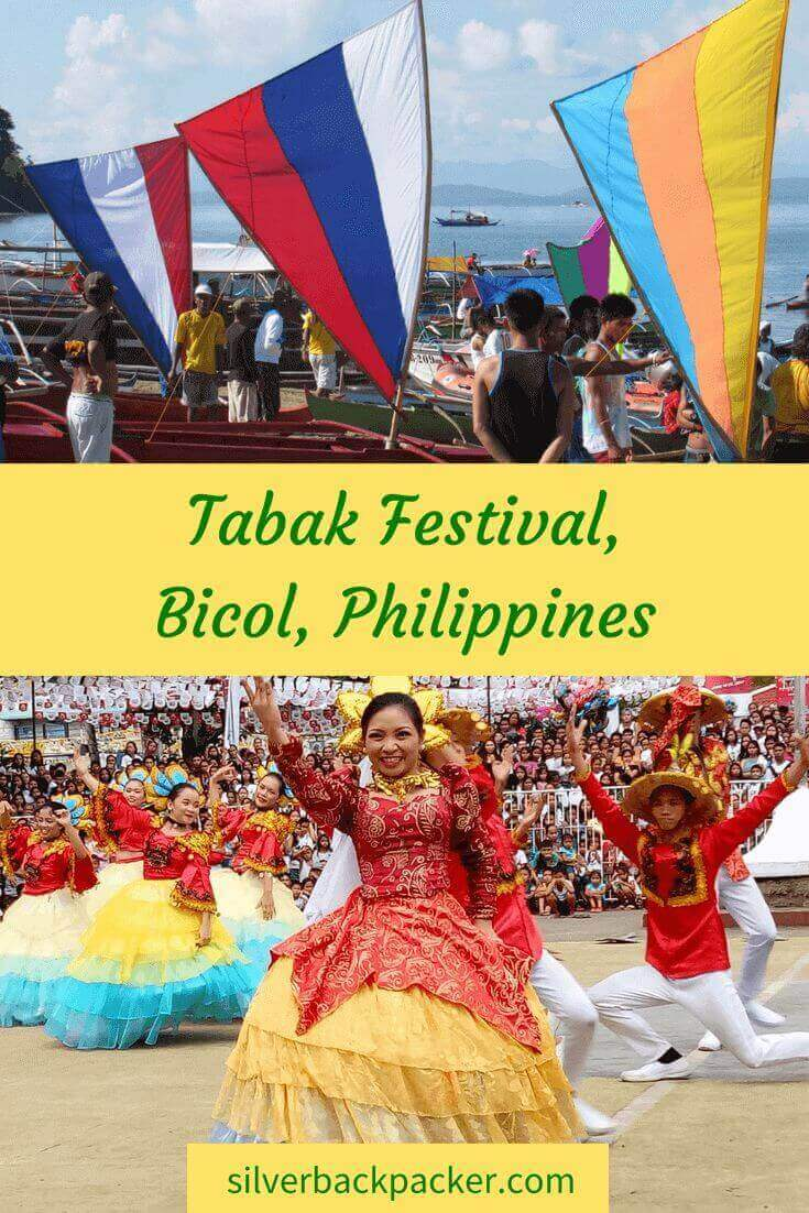 Tabak Festival, Tabaco, Bicol, Philippines