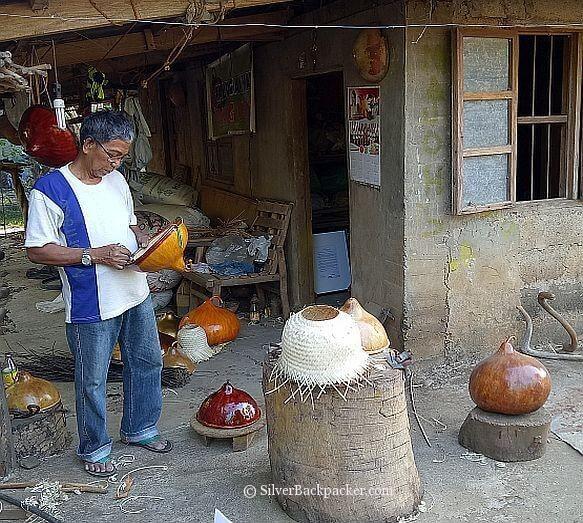 Teofilo Garcia, Tabungaw Hat, Abra