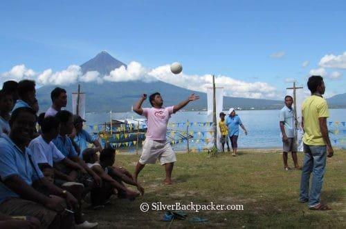 Volleyball Tabak Festival