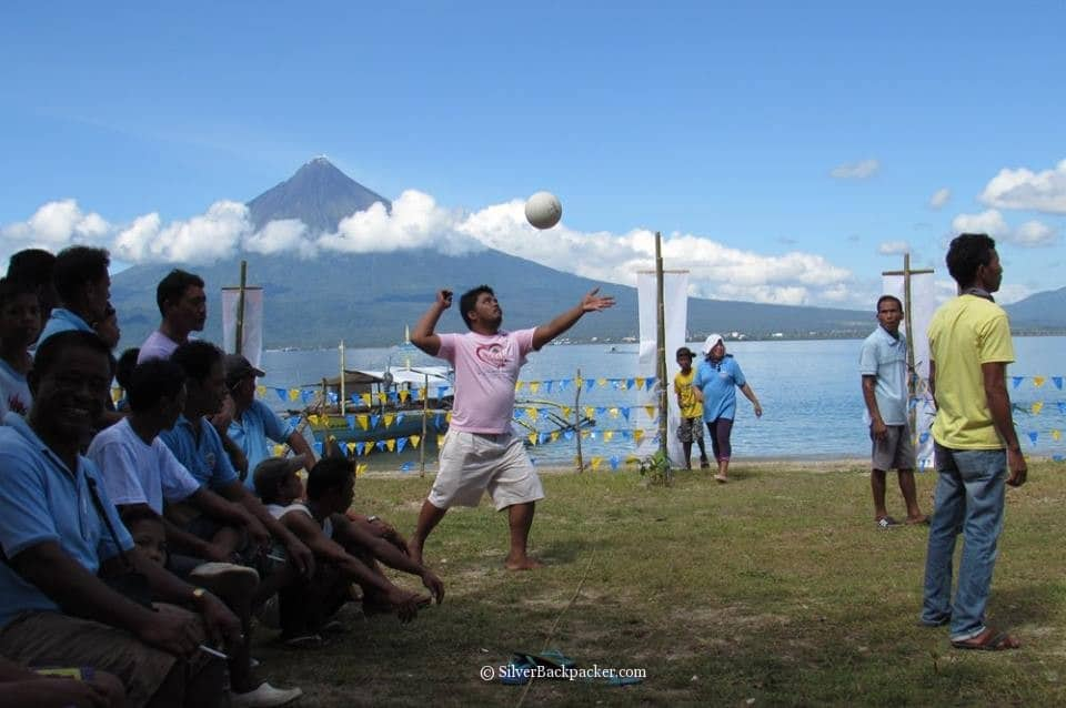 Volleyball Tabak Festival