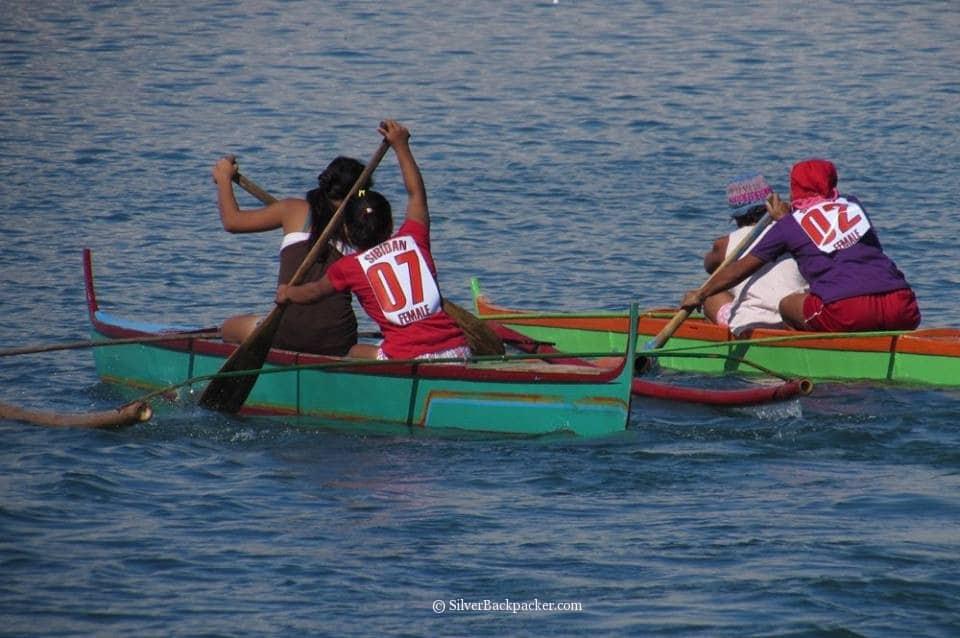 Womens Sibidan Race Tabak Festival