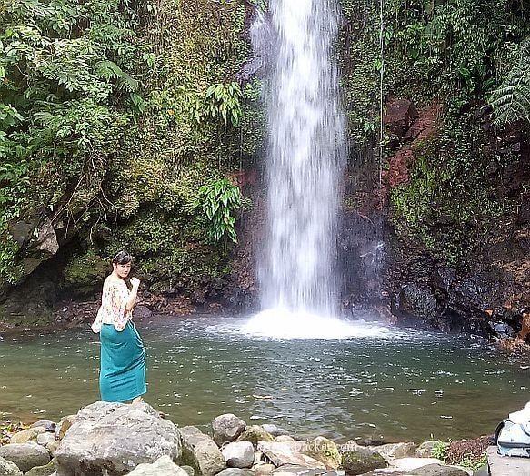 Tabaco City | An Escape to Oras Falls