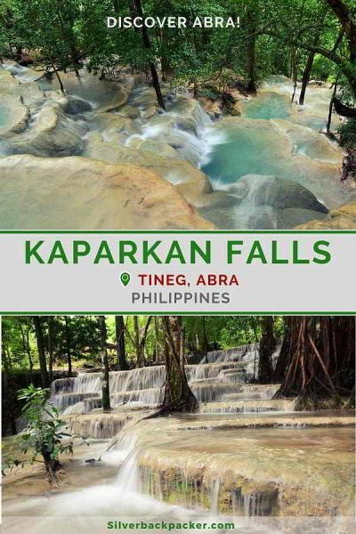 Guide to Kaparkan Falls, Tineg, Abra, Philippines