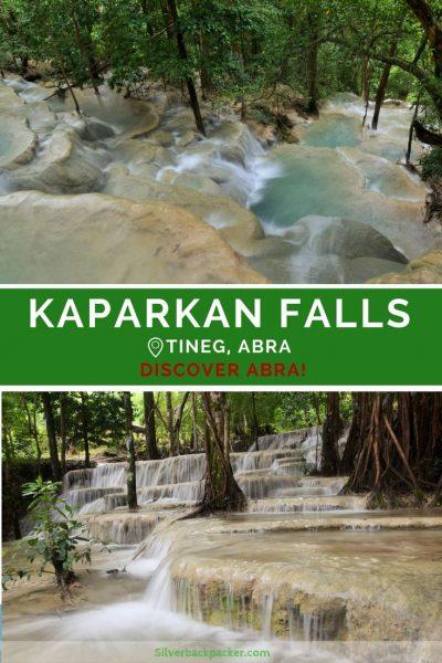 Kaparkan Falls Abra