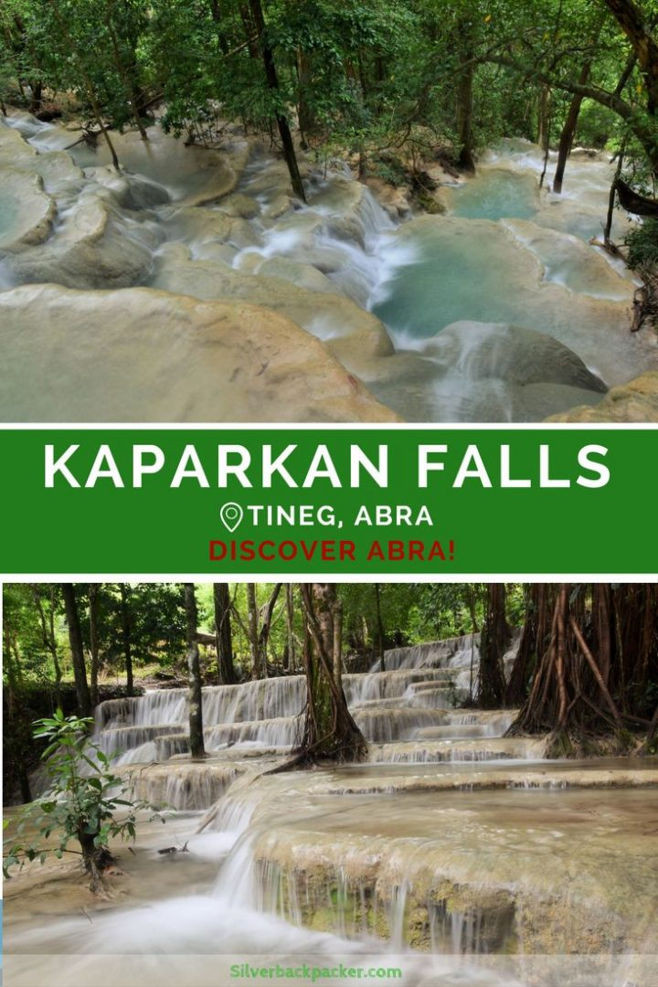 Waterfalls of Abra, Kaparkan Falls