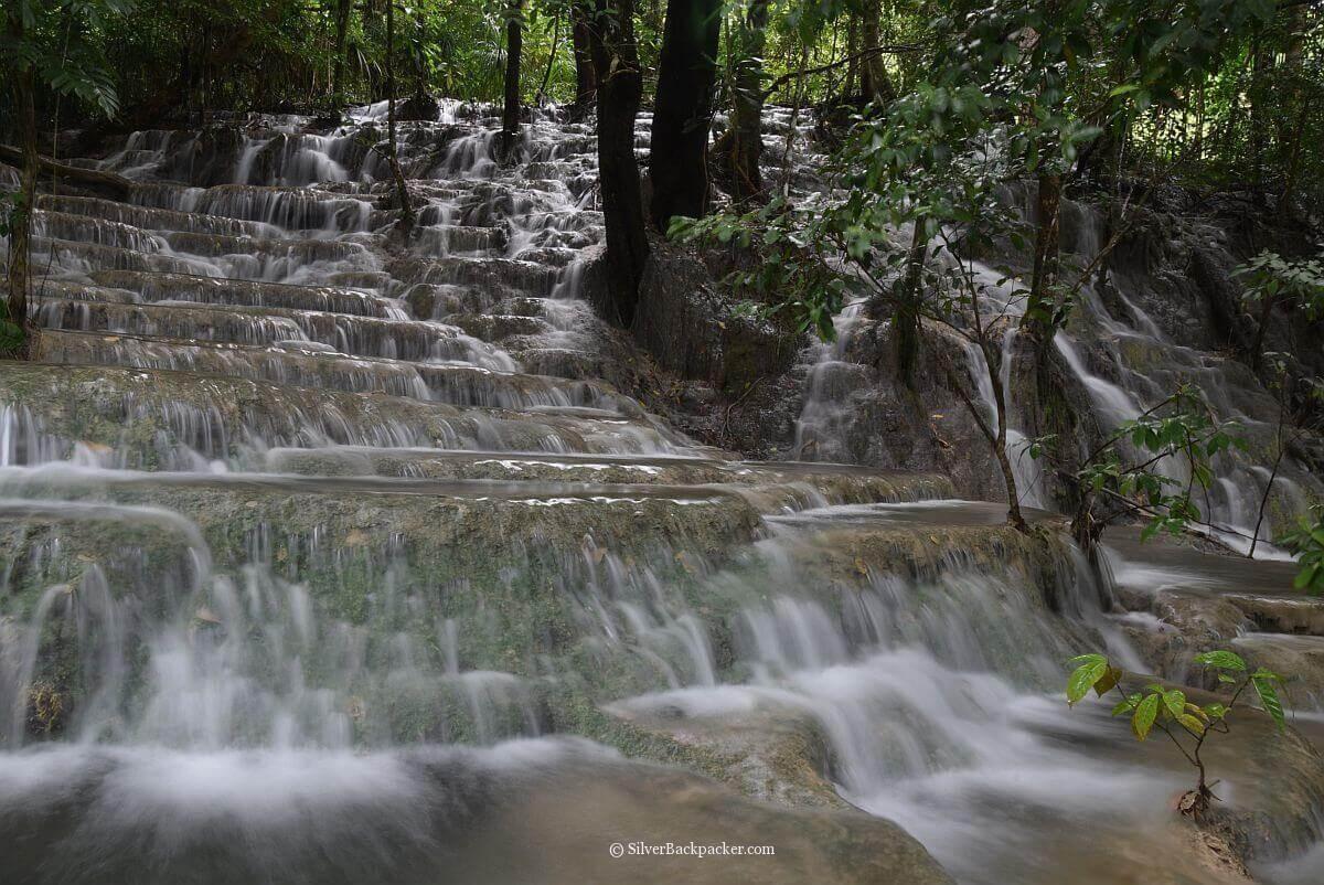 Kaparkan Falls Upper Levels, Abra