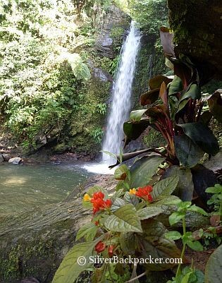 Oras Falls Nature, Tabaco Albay