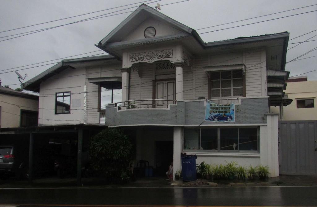 1933 American Era House in Lagangilang