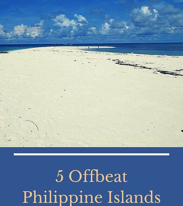 5 Offbeat and Secluded Islands in the Philippines