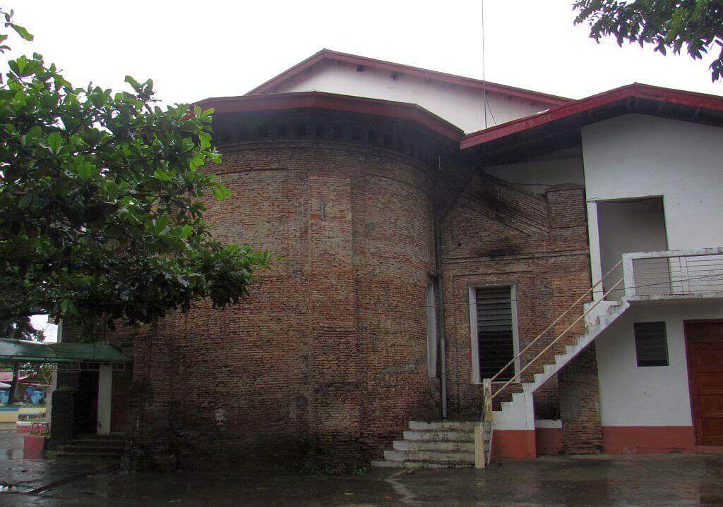 Apse of Holy Cross Church, Lagangilang