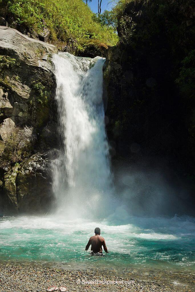 Basakal Falls, Ableg, Daguioman, Abra