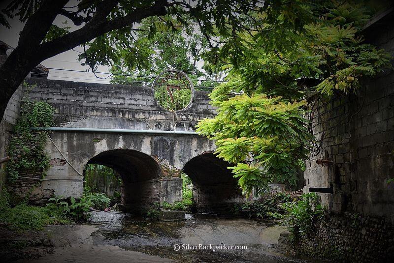 Gov Salcedo Bridge,Rizal St. Bangued, Abra. Spanish bridge in Bangued