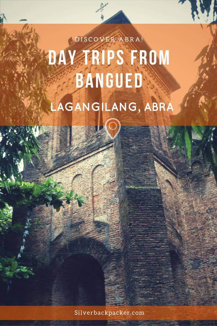 Lagangilang, Abra. A day trip from Bangued. Discover Abra