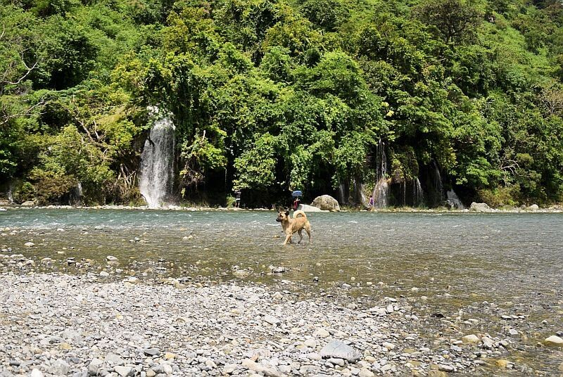 Maar-Arbis Falls, Lagayan, Abra