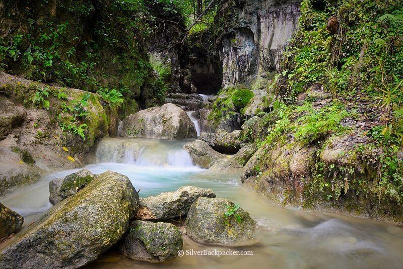Sinublan Falls, Lobot Eco Park, San Juan, Abra