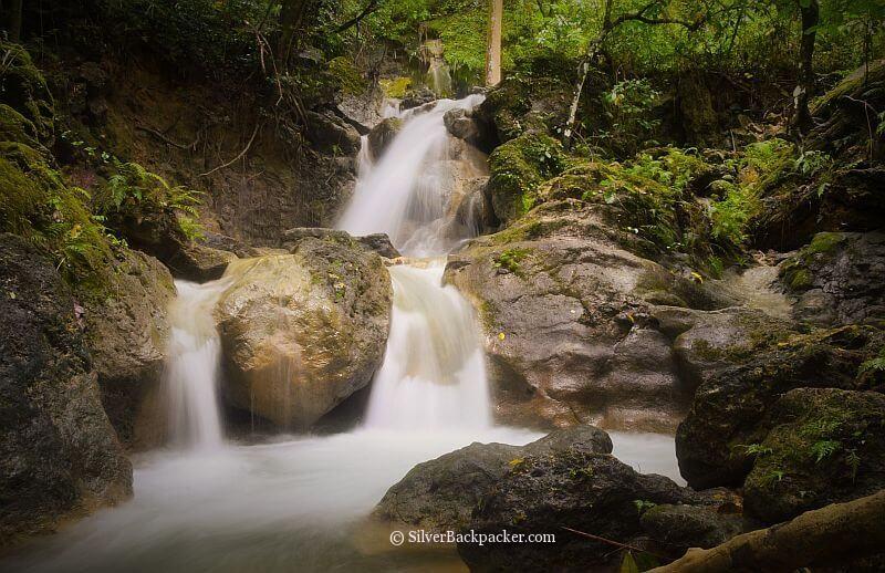 Sinublan Falls, Lobot EcoPark, San Juan, Abra