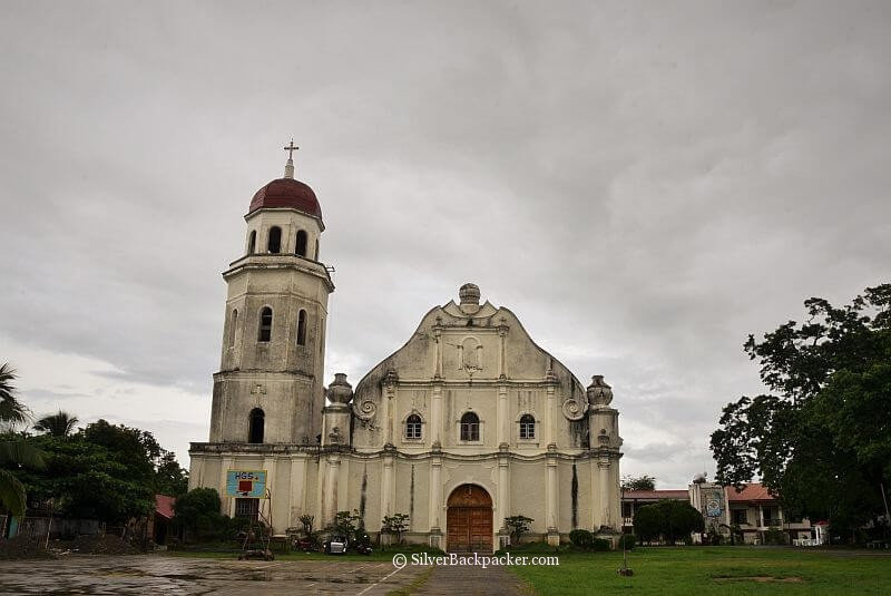 St.Catherine of Alexandria Church, Tayum, Abra