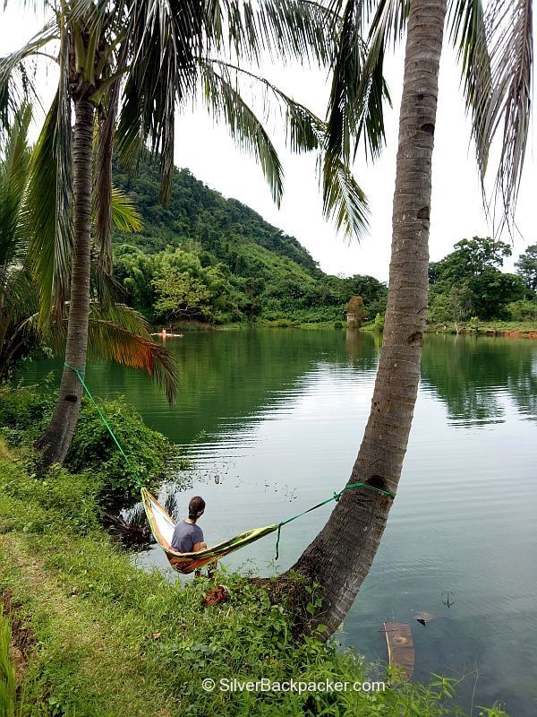 Banaaw Lake, Ampalioc, Luba Things to do in Luba