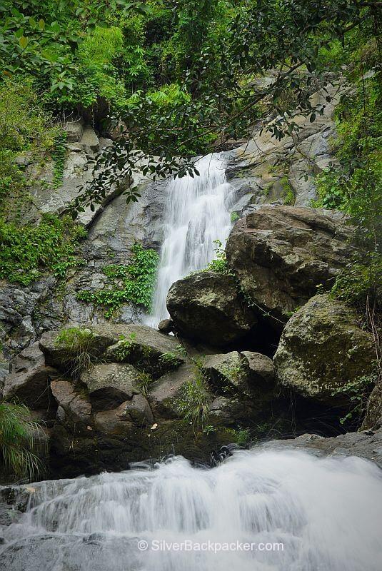 Boni Falls, Luba, Abra