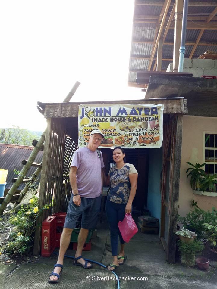 John Mayer Food House, Luba