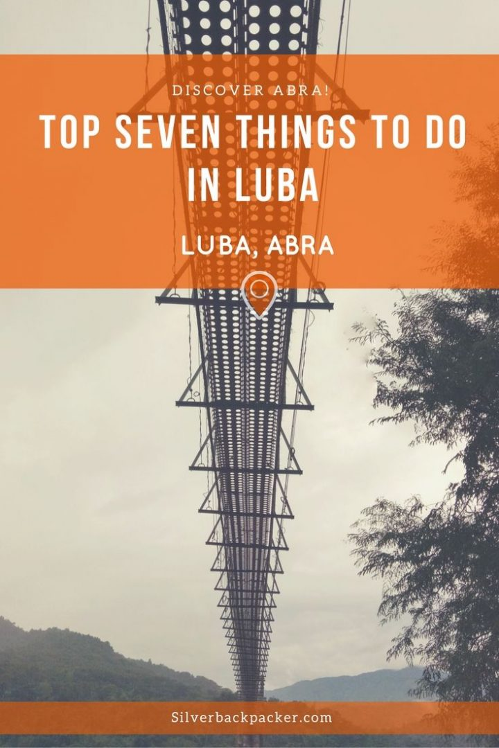 What to do in Luba, Abra