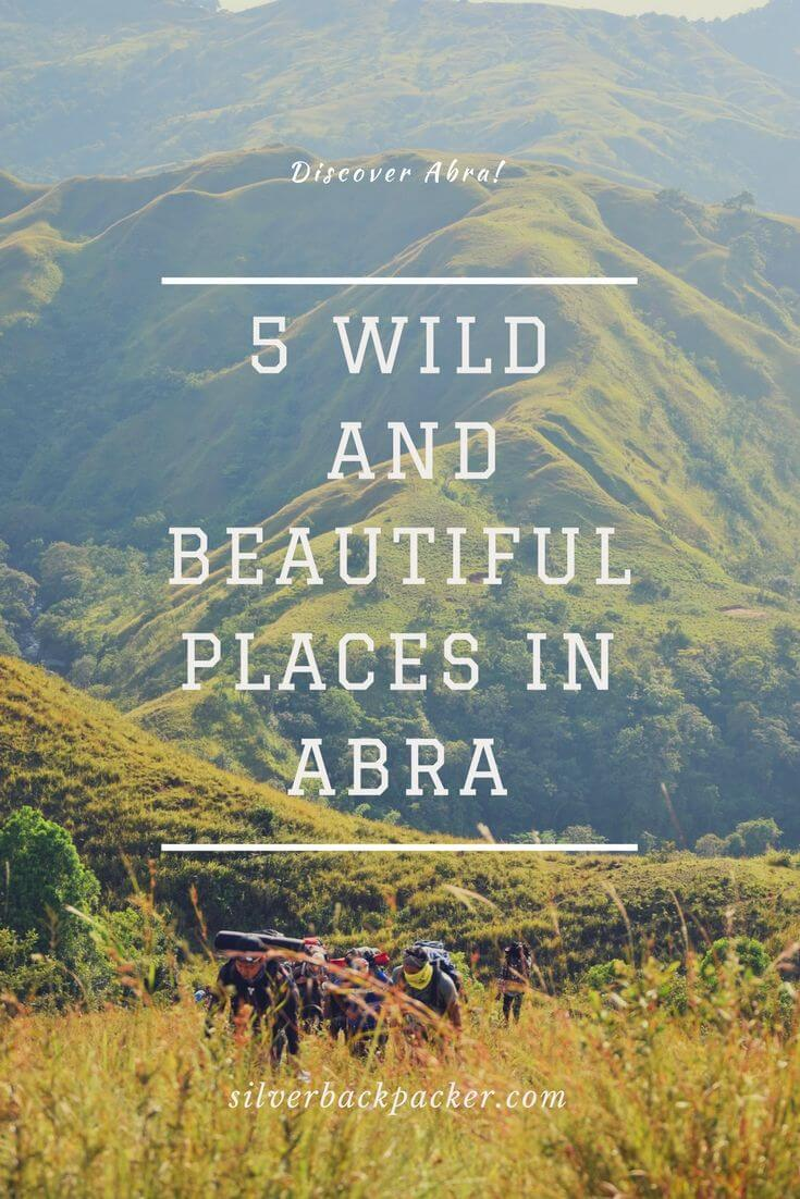 5 Wild and Beautiful Places in Abra, Philippines