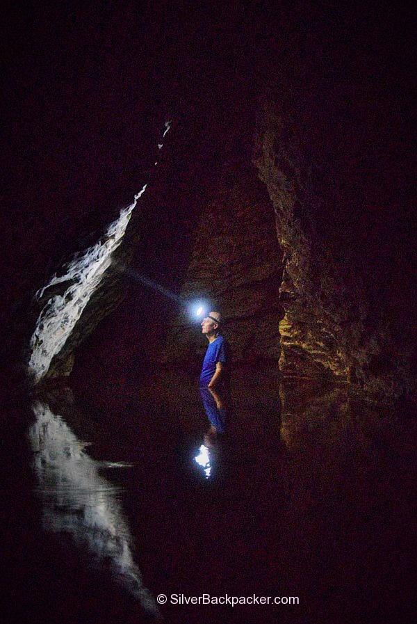 Exploring Kaungugan Cave, Luba, Abra