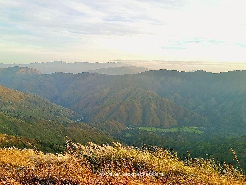 Lan-ag Lacub from Summit of Mt Pisusok Abra