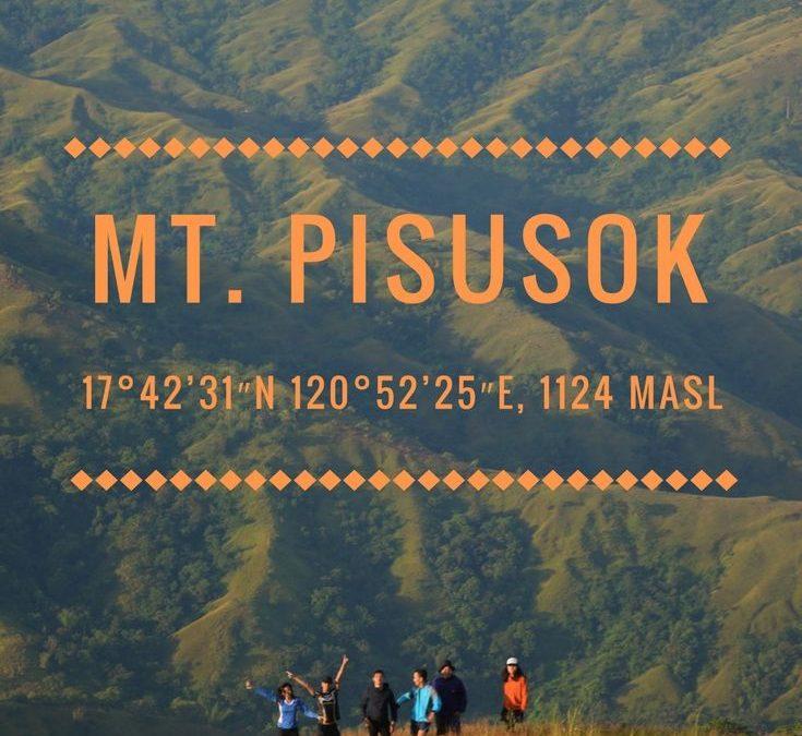 Climb Abra | Mt Pisusok Tineg 1124M