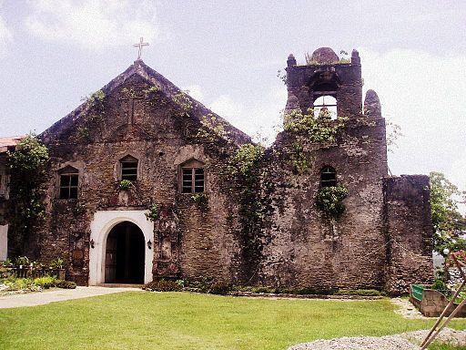 Malaueg church, Rizal, Philippines