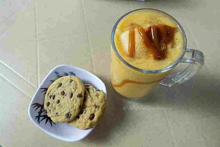 Smoothie, Kris Annes Panciteria, Bangued, Abra, Philippines