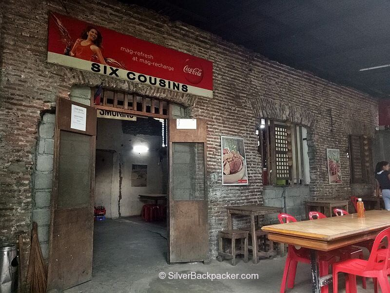 Spanish Red Brick Six Cousins Panciteria Bangued Abra