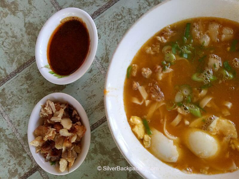 Where to Eat Pancit Miki in Bangued, Abra