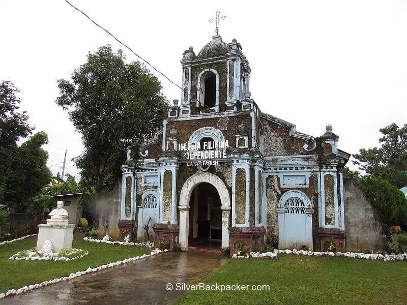 Iglesia Filipina Independiente Church, La Paz, Abra
