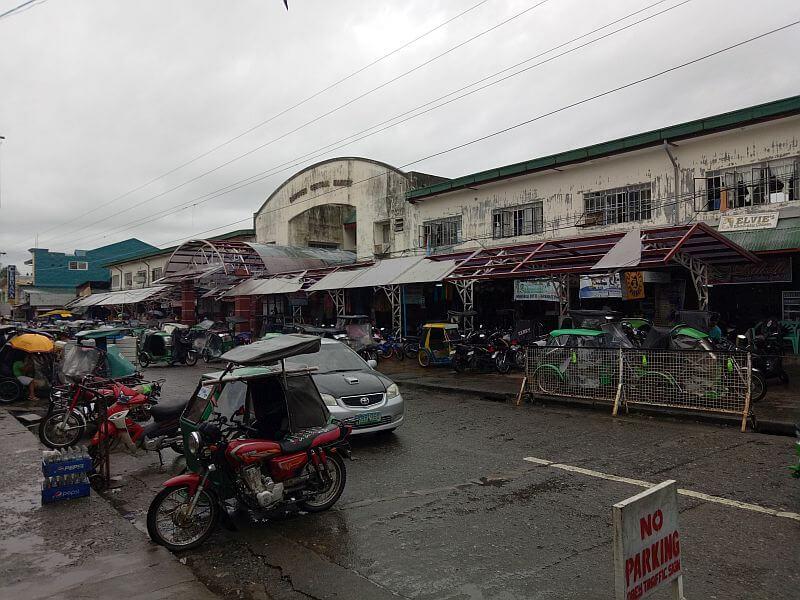 Public Market, Bangued, Abra