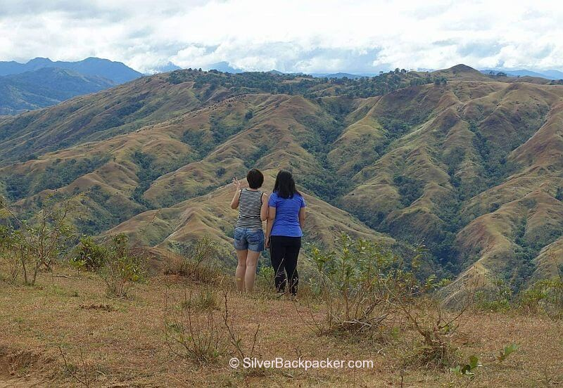 Sisters at Apao Rolling Hills, Tineg