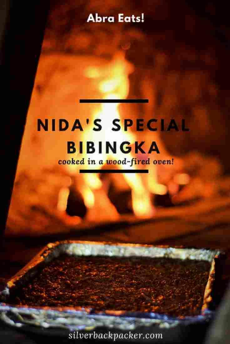 Nidas Special Bibingka, La Paz, Abra, Philippines