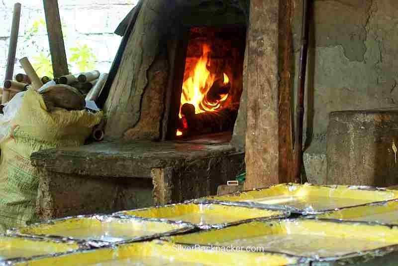 ovens ready,mix is ready bibingka needs baking