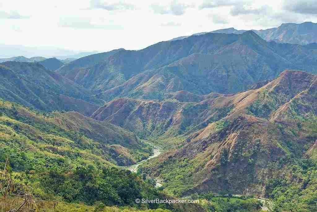 sagao viewpoint Mt Sedir Danglas Abra Bandi River
