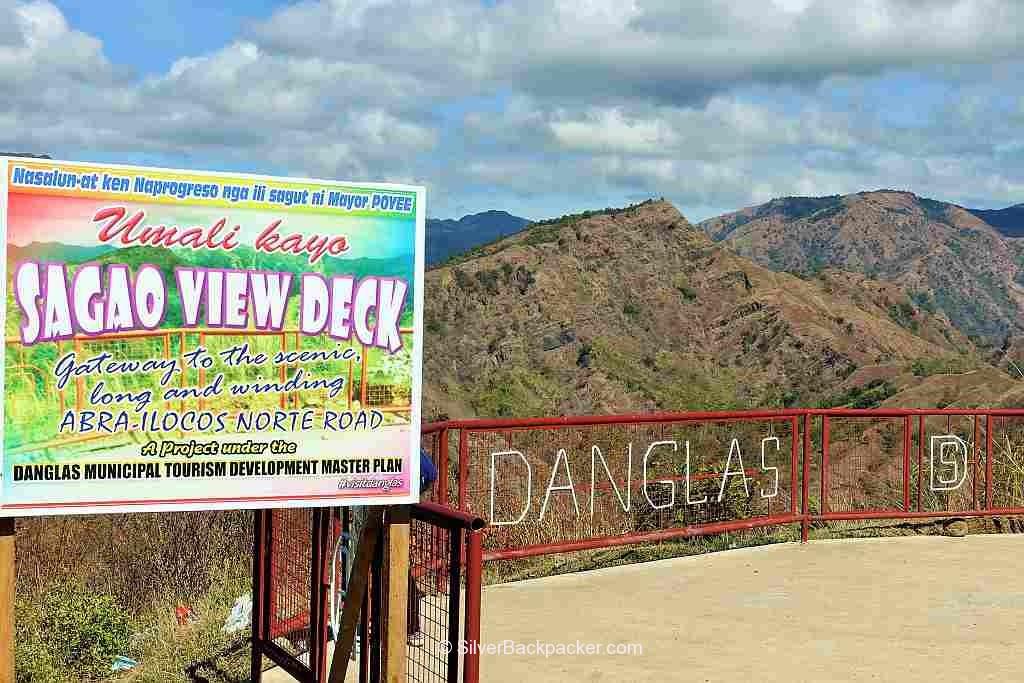 sagao viewpoint Mt Sedir Danglas Abra