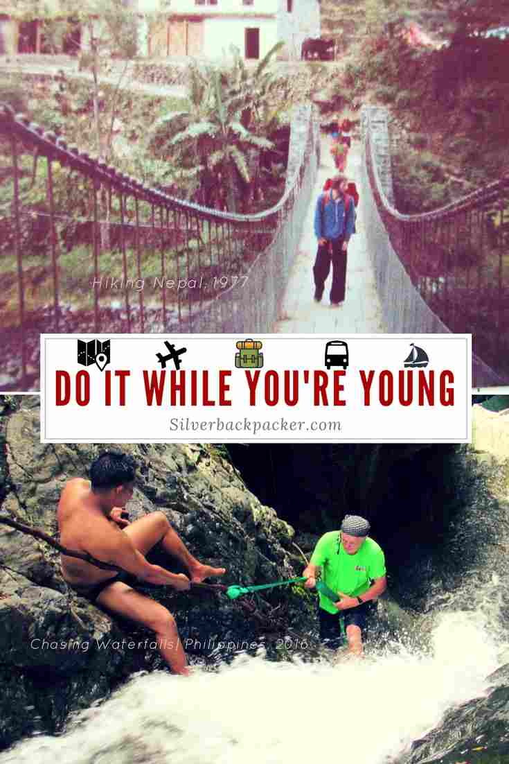 Do it While You're Young