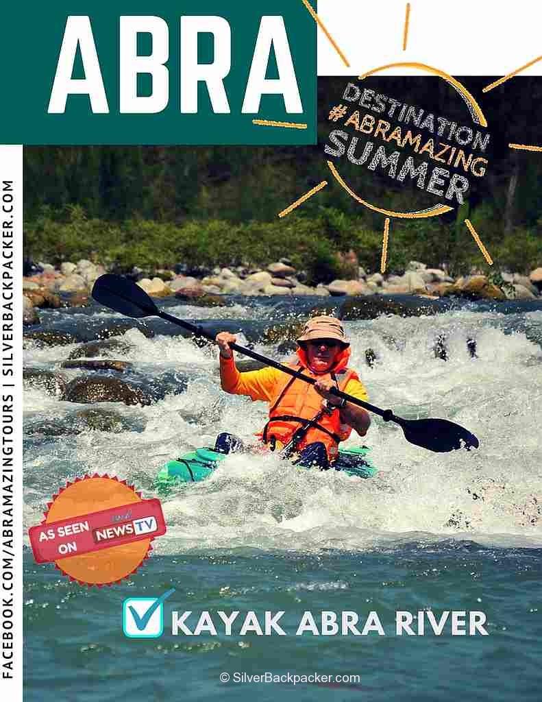 Abra River Kayaking Summer in Abra