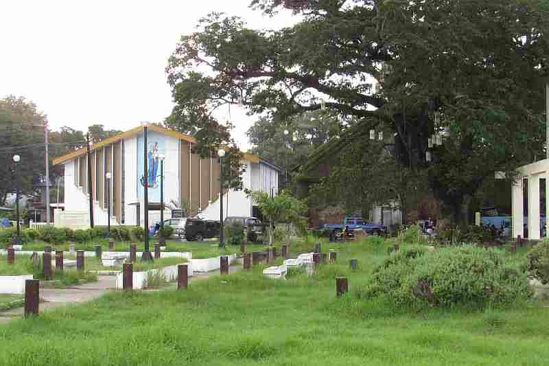 Pidigan Churches Old and New Visita Iglesia Abra