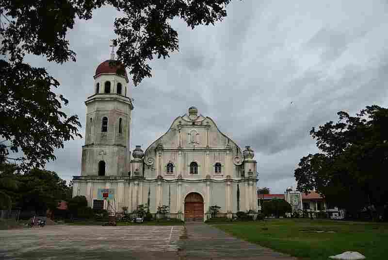 Tayum Church Visita Iglesia Abra