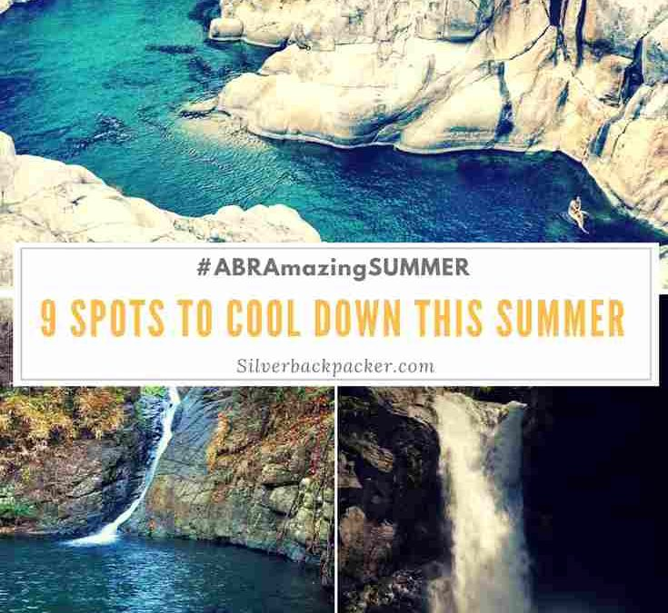 Top 9 Best Spots to Keep Cool this Summer in Abra