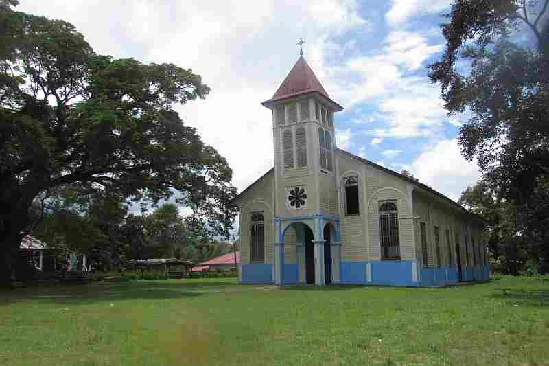 Visita Iglesia Abra San Jose Manabo
