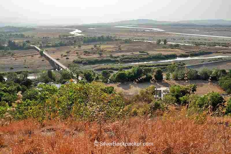 Escala Homestay La Paz, Abra view over abra river