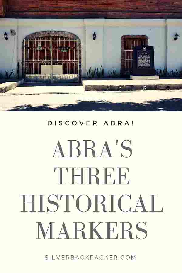 Historical Markers of Abra, Philippines
