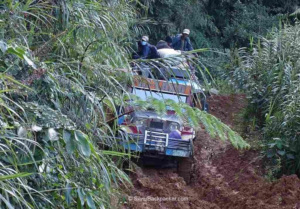 Journey by jeepney into the highlands of Abra
